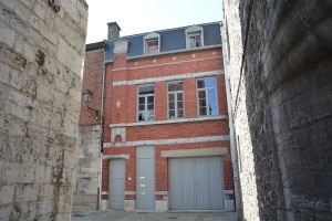 Transformation immeuble à appartements – Huy