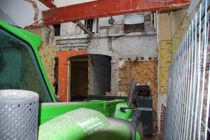 Renovation-demolitions