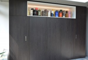 Mobilier Bar à Herstal - conception et réalisation sur mesure